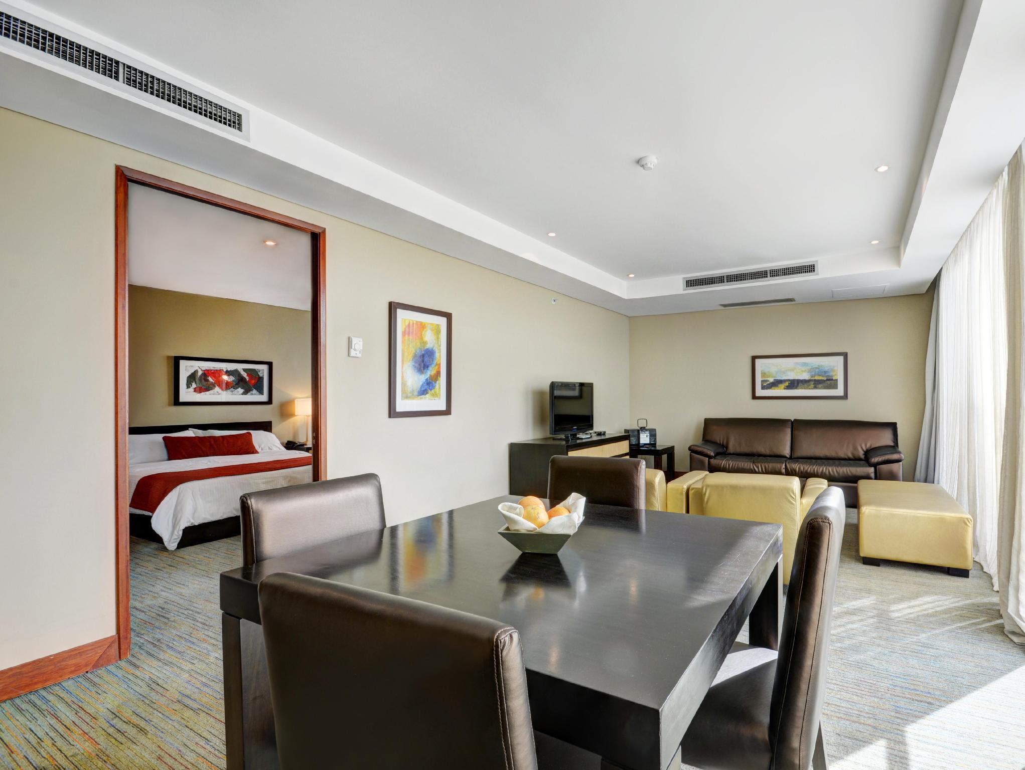 Review Hotel San Fernando Plaza