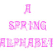 A to Z Kids Stuff | Spring Alphabet Printable Pages