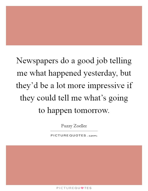 What Could Happen Quotes Sayings What Could Happen Picture Quotes