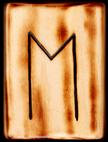ehwaz - letter E
