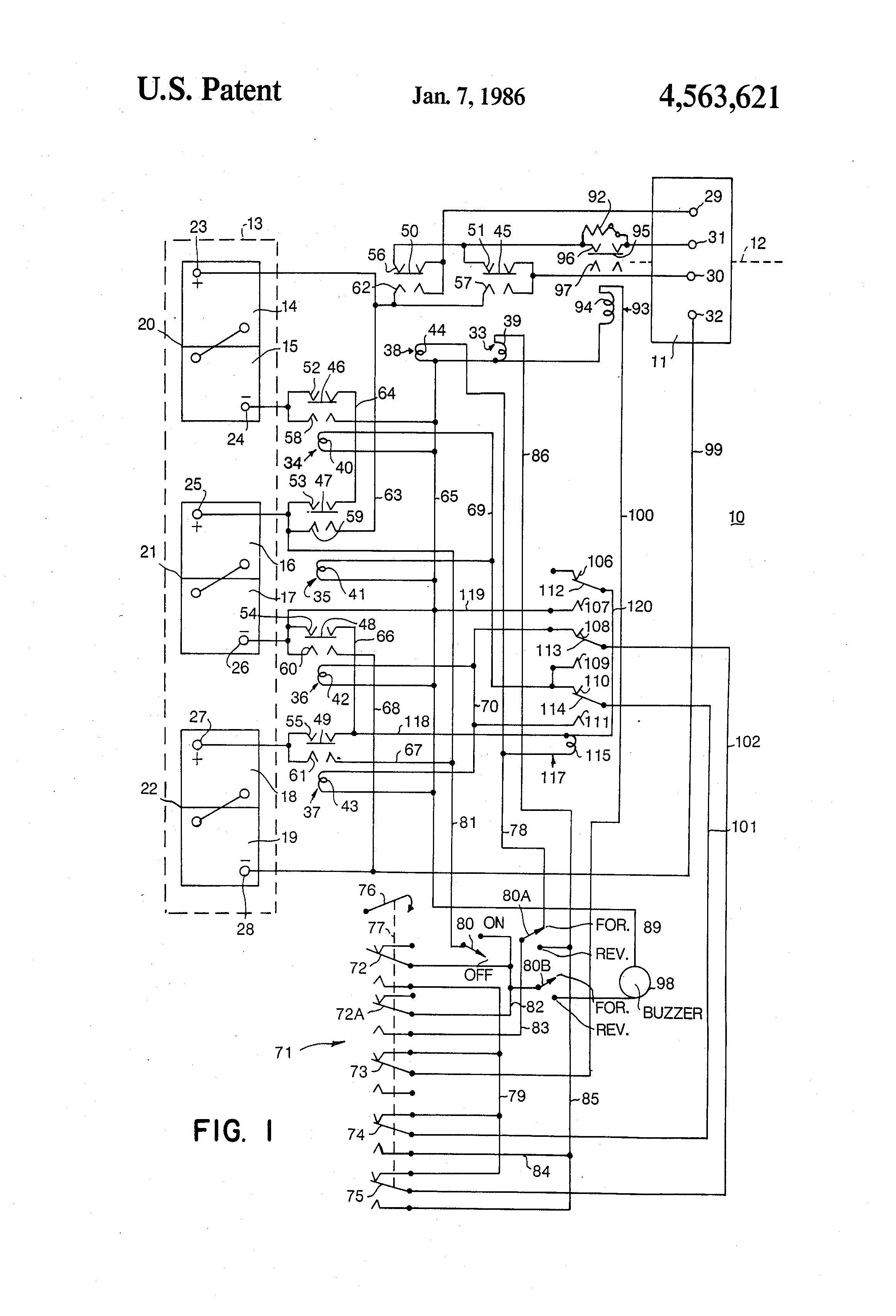 Par Car Golf Cart Wiring Diagram