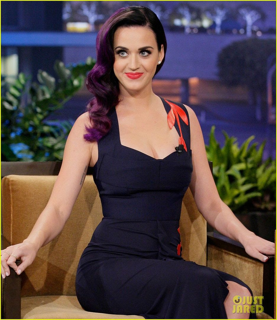 The Tonight Show - June 2012, Katy Perry