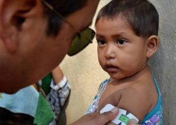 El Niño' se zampa las cosechas de Guatemala