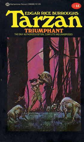 Tarzan Triumphant (Edgar Rice Burroughs' Tarzan, #15)