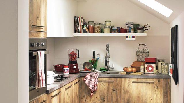 12 Modèles De Petite Cuisine Côté Maison