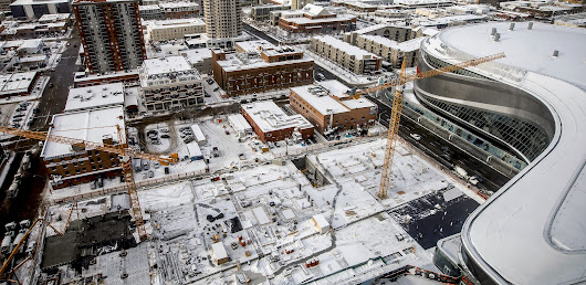 Tallest building in Western Canada takes shape in Edmonton - constructconnect.com - Journal Of Commerce