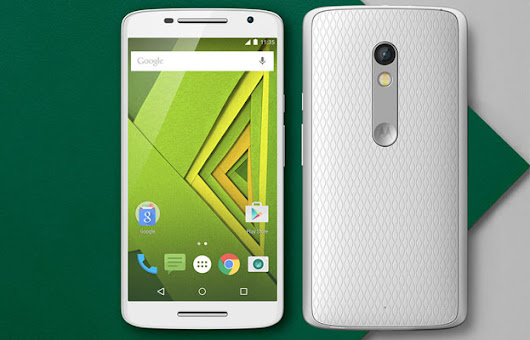 Motorola Moto X Play Launched With 21MP Camera At Rs.18,499 - TechTipTop