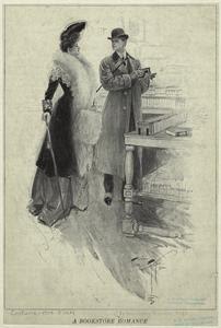 A bookstore romance. Digital ID: 816571. New York Public Library