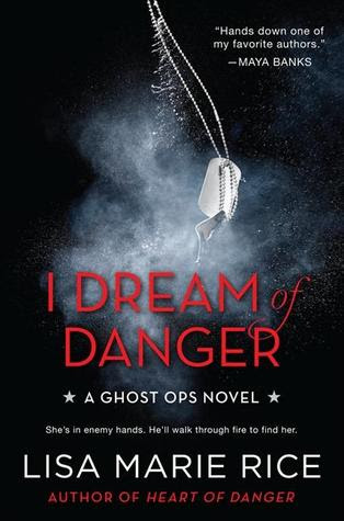 I Dream of Danger (Ghost Ops, #2)