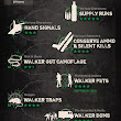 Proven Survival Tactics from The Walking Dead [Infographic] - SurvivalKit.com