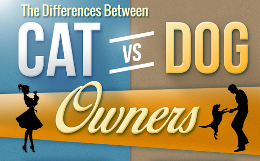 The Differences Between Dog & Cat Owners