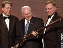 Dick Cheney on Rabbi Jason.com
