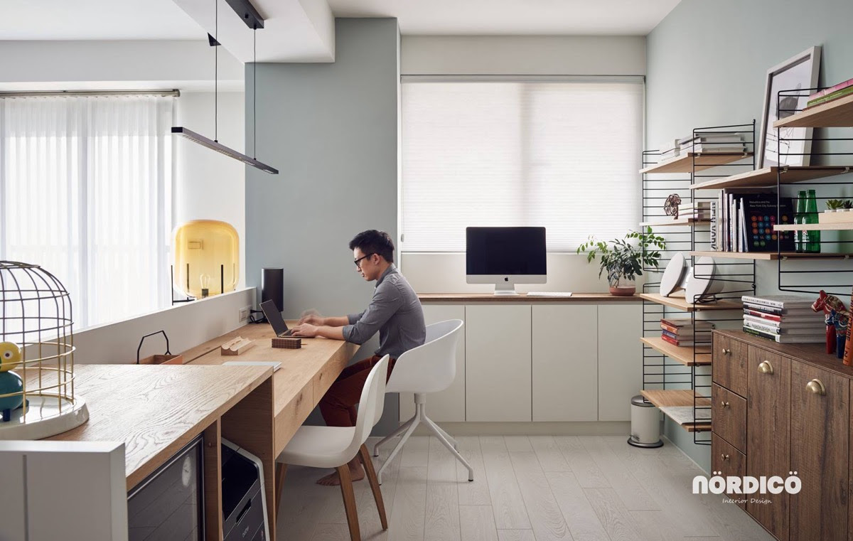 28 Minimalist Home Offices That Sport Simple But Stylish Workspaces