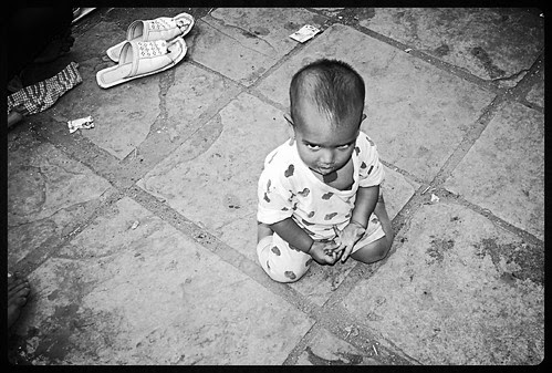 The Muslim Child Is Street Smart by firoze shakir photographerno1