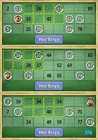 Free Bingo Games Online at HeyBingo.com