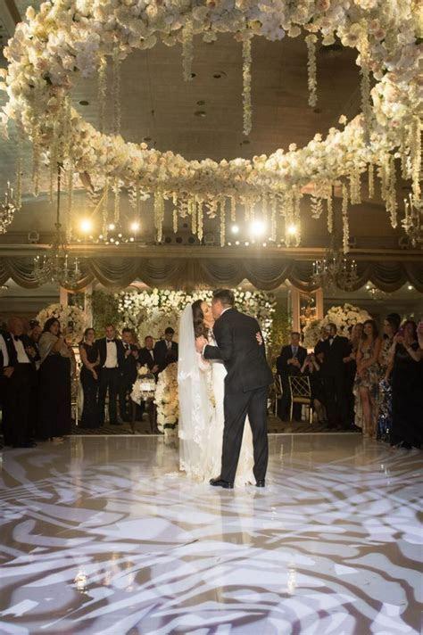Glamorous Ballroom New York Wedding at the Pierre Hotel