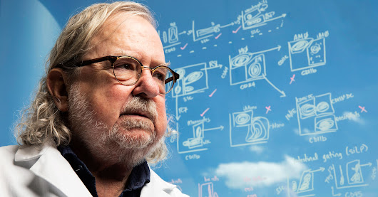 Meet the Carousing Texan Who Just Won a Nobel Prize