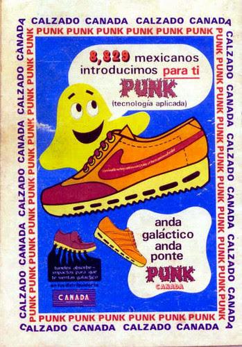 calzado punk