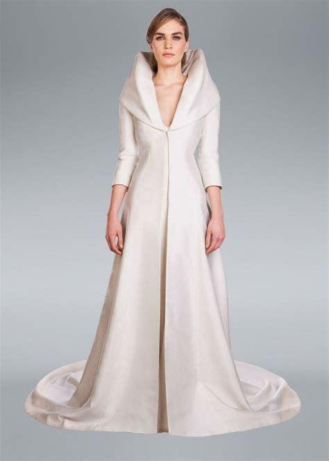 Long Coat Dress Wedding   Han Coats