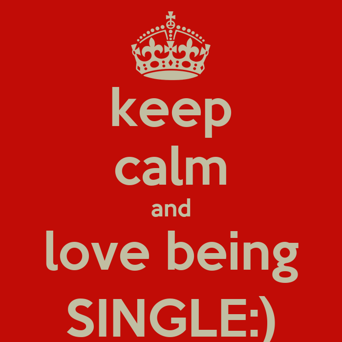 Why Im Single And Proud