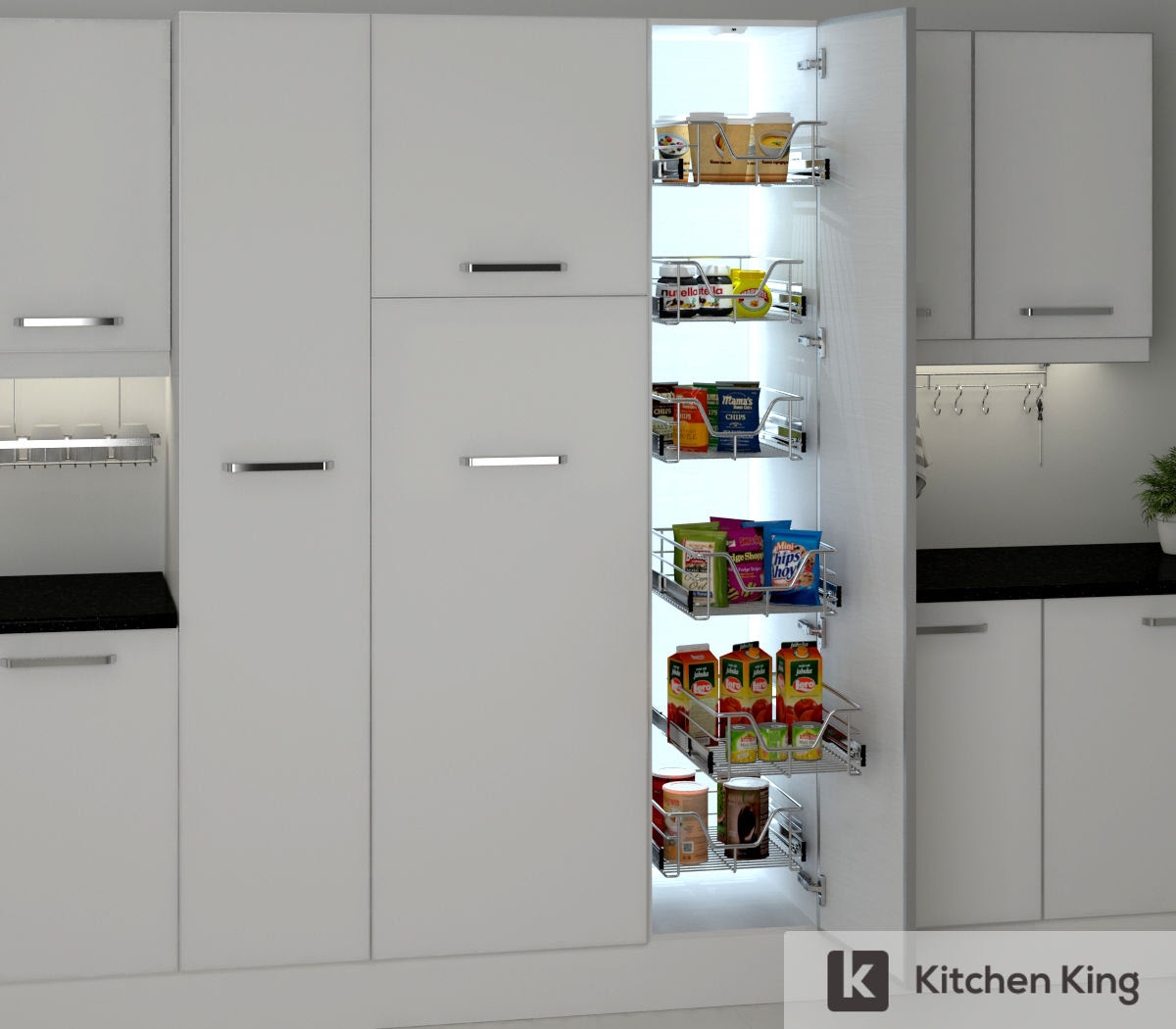 Kitchen Accessories, Kitchen Cabinet Pull Out in Dubai ...