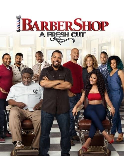 Barbershop Film Stream