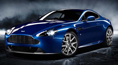Sergio Cantu Google - Aston martin dealership texas