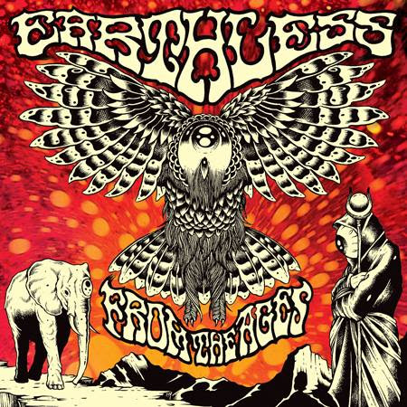 Earthless - Violence Of The Red Sea