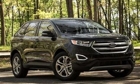 ford edge sport redesign   ford redesignscom