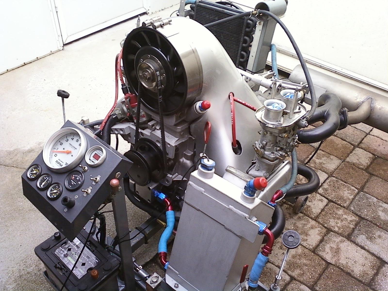 Porsche 914 Engine Dolly Diagram