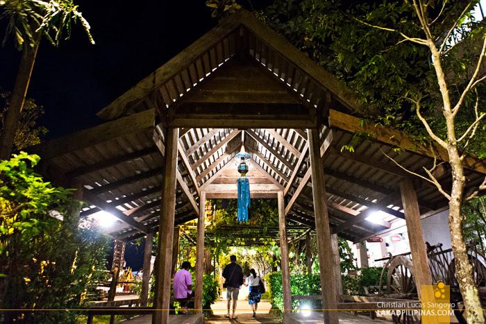 The Thai Village at Phuket's Siam Niramit Show
