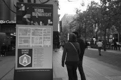 Yerba Buena Nights - Signs