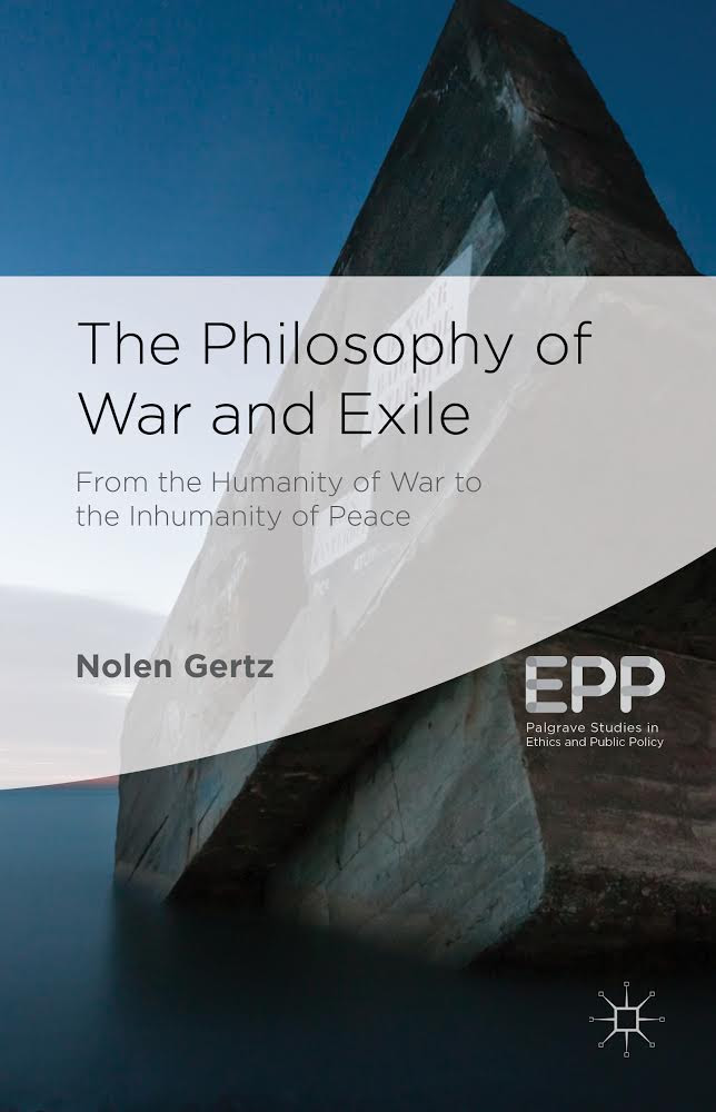 philosophy of war and exile