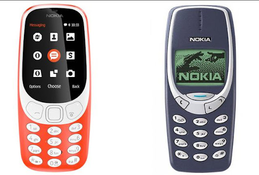 Nokia 3310 (2017) Vs Nokia 3310: What's The Difference?