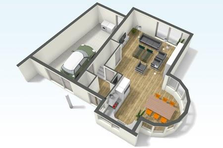 Huis muur ontwerp je eigen huis gratis online for Gratis tekenprogramma interieur