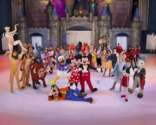 Disney on Ice: 100 years of Magic - Metropolitan Mum