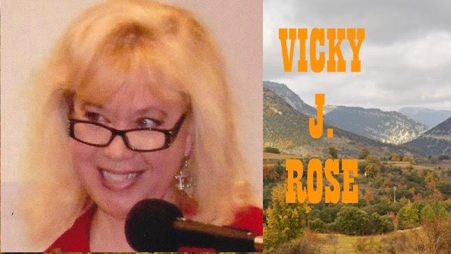 AUTHOR VICKY J. ROSE