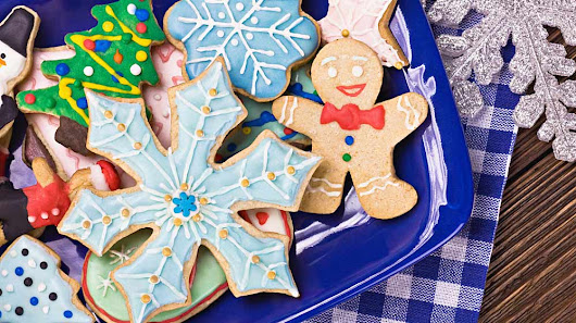 The Best Christmas Sugar Cookie Recipe | Homemade Recipes