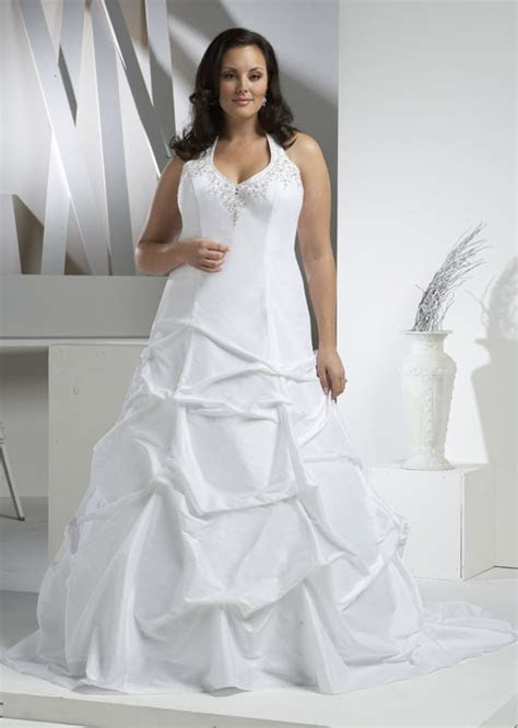 2010 Plus Size Summer Wedding Dresses   Wedding