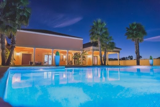 MAGNIFICENT LUXURY VILLA IN DENIA NEAR THE SEA