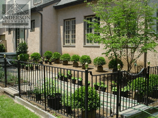 Anderson Ironworks: Fence Company in Bucks County PA