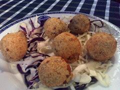 Rawa Fried Mushrooms
