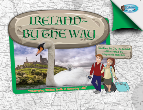 Ireland ~ A Part of the By the Way Book Series from By the Way: A TOS Crew Review