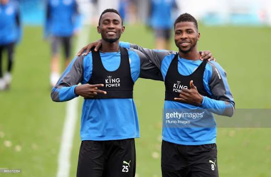 Leicester City Celebrate Iheanacho, Ndidi, Musa - Latest football news in Nigeria - Footballlive