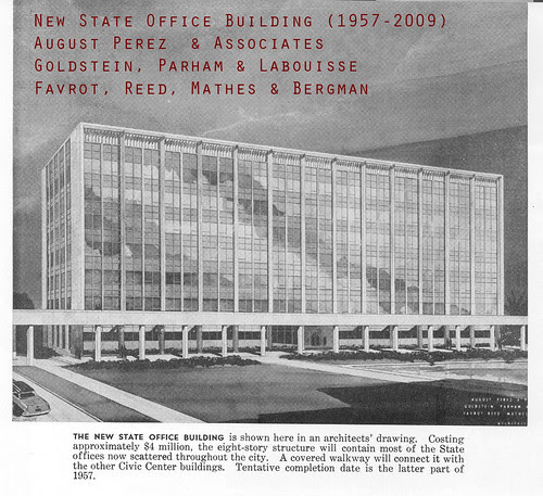 New State Office Building (1957-2009)