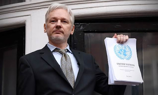 Julian Assange is replaced as editor-in-chief of Wikileaks