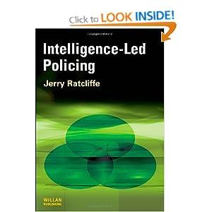 Intelligence Led Policing Amazon Co Uk Jerry H Ratcliffe Books