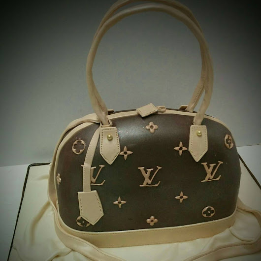 SanPietro Bakery — #Designerbag you can #eat #louisvuitton...