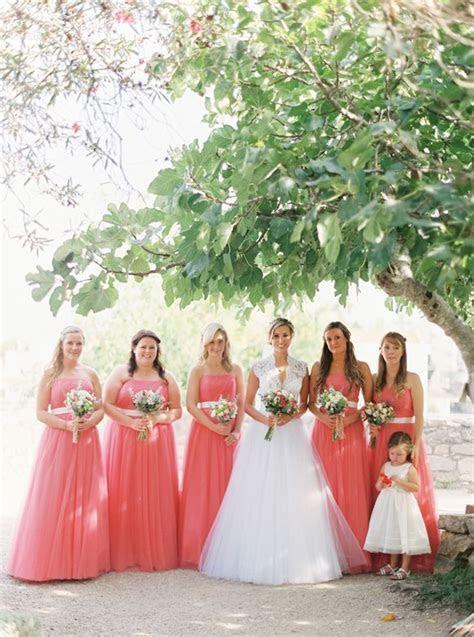 Peach Echo Wedding Theme { Pantone Spring 2016 }