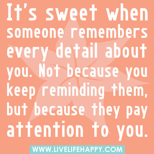 Quotes About Paying Attention 412 Quotes